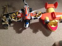 Bundle Of Aeroplane toys