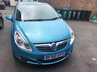 LOW MILEAGE CORSA 1.2 ENERGY 60 PLATE 3175 07883696254