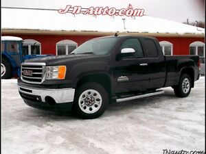 2012 GMC SIERRA 1500 2x4 Nevada Edition Quad Cab