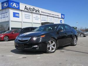 2013 Acura TL 6-Speed AT SH-AWD with Tech Package and HPT
