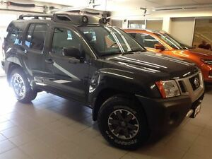 2015 Nissan Xterra PRO-4X/LEATHER/NAVI/RARE!!