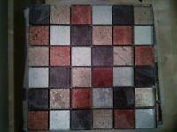 Honk Kong autumnn mix bathroom mosaic tiles