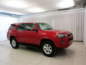 2014 Toyota 4Runner SR5 4X4 7-PASSENGER UPGRADE PACKAGE w/ LEATH