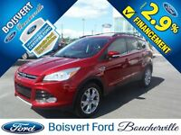 2013 Ford Escape SEL 4WD CUIR TOIT GPS BLUETOOTH