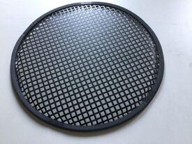 2 x 15 inch speaker grilles