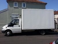 Home removals from as little as £20ph: Bristol man with van, courier and piano removals specialist