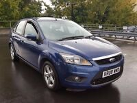 2008 (08) FORD FOCUS 1.8 ZETEC - 99K MILES FULL SERVICE HISTORY - 1 OWNER - LONG MOT - P/EX BARGAIN