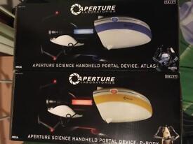 Full Size Replica Portal Handheld Device Pair