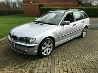 Bmw 318i estate 2.0 petrol manual