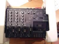 TASCAM Portastudio 414 with ten unused tapes