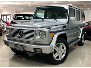 2004 Mercedes-Benz G-Class G500|V8|CERTIFIED|UPGRADED STEREO