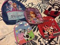 Bundle of Girls Bags