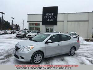 2014 Nissan Versa SV | NO ACCIDENTS | CRUISE