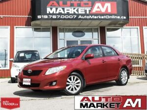 2009 Toyota Corolla LE, ALLOYS, WE APPROVE ALL CREDIT