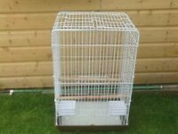 PARROT OR COCKATEIL CAGE WITH OPEN TOP £30
