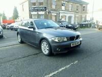 BMW 1 SERIES 120d SE 5dr (grey) 2006