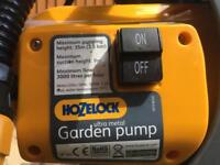 Hoselock Ultra Metal Garden Pump