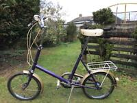 CLASSIC 1974 HALFORDS BIKE FOR SALE
