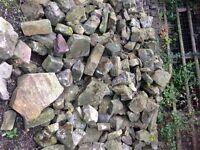 Dry Stone Waling/Rockery Stone