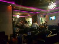 Shisha lounge for sale Manchester Wilmslow rd. Open to offers