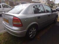 Astra auto 1.6 2001 SPARES & REPAIRS