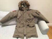 Timberland winter jacket