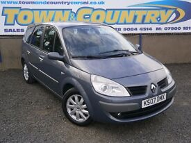 ***2007 Renault Grand Scenic DYN-7 VVT **MOT JUNE 2018** 7 SEATER **( zafira galaxy MPV touran )