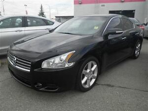 2011 Nissan Maxima 3.5 | SV | Leather | Sunroof | Heated Seats