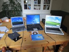 4 x Laptop Computers for sale £120 Leytonstone E11