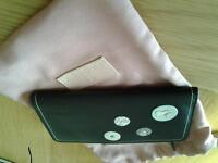 Radley, black leather purse