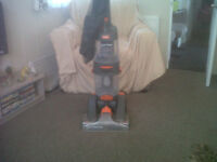 Vax Power Max Carpet Washer With Upholstery Attachments