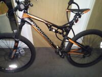 Boardman Team Full Suspension Mountain Bike - MTB
