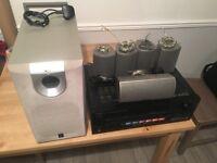 TEAC Home cinema surround sound system