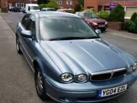 Jaguar x type 2.5 awd