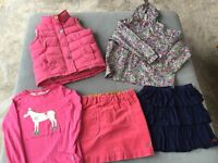 Joules Girls Clothes Ages 6, 7 & 8