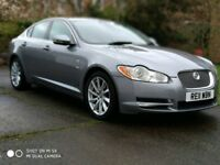 2011 Jaguar XF Sport V6 Luxury 3.0L, Automatic, Diesel, FSH, 1 year MOT.
