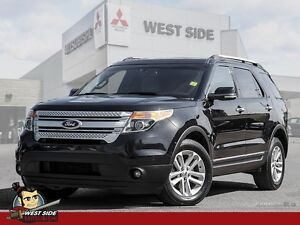 2013 Ford Explorer XLT-Satellite Radio-Backup Camera-Parking Ass
