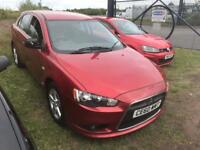 mitsubishi lancer 2.0 di-d gs2 2011 60 plate ex company car 1 owner from new