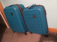 2 x Tripp suitcases