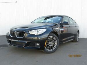 2013 BMW 5 Series 535i xDrive Gran Turismo, AWD, LEATHER.