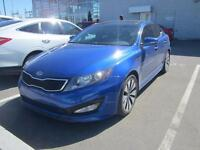 2011 Kia Optima Turbo SX ** Garantie 10 ans 200 000 KM OPEN ON S