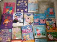 Children's Various Reading/Picture/Colouring Books