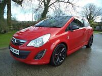 2012 VAUXHALL CORSA CDTI LIMITED EDITION ***FULL HISTORY....ONE OWNER***