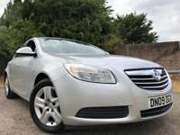 Vauxhall Insignia Exclusiv Low Mileage Long Mot No Advisorys Drives Great Cheap Big Family Car!!!