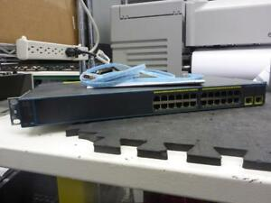 Cisco Catalyst 2960-24TT-L - Switch - 24 ports 10100 + 2PT