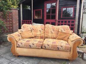 Sofa 3 & 1 seater