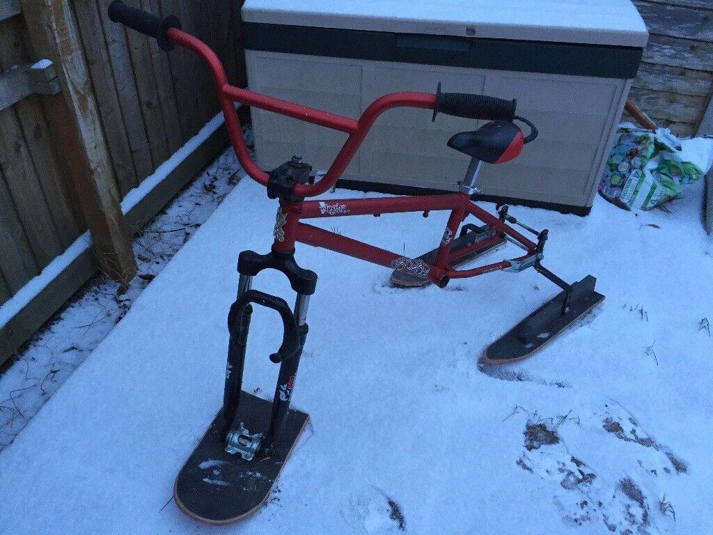 Ski Bike For Sale >> Kids Ski Bike For Sale In Malvern Worcestershire Gumtree