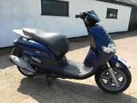 Yamaha Teos 125cc (2003) delivery available