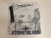Stone island Men T -Shirt Brand New
