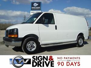 2015 Chevrolet Express 2500 Commercial Cargo Van